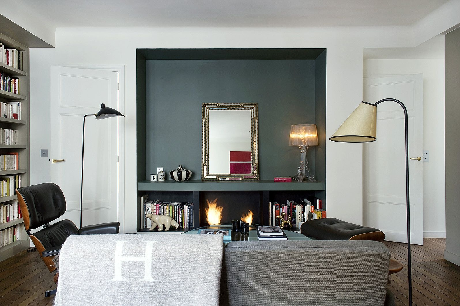 9 small space ideas to steal from a tiny paris apartment palette