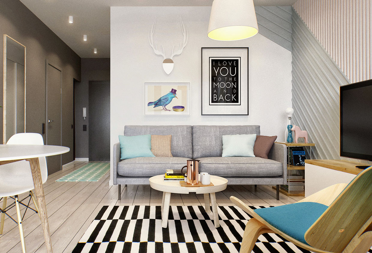5 Ways to Improve a Small Living Room - Fairborne Homes