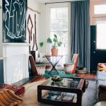 a bohemian apartment in new orleans makes pattern play look