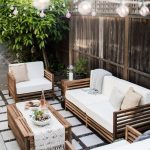 a california outdoor living room hej doll backyard outdoor