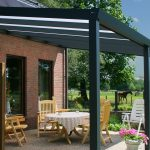 a canopy or veranda for your garden outdoor pergola