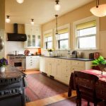 a classic 1920s kitchen design for the arts crafts house arts