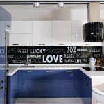 a collection of 14 blue kitchen design ideas modern ushaped