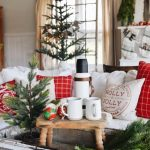 a cozy cheerful christmas living room merry christmas love