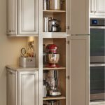 a fabulous cabinet to store those large kitchen gadgets utility