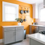 a first time home buyers colorful retro reno in 2020