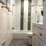 a gorgeous and simple white bathroom design eol builders
