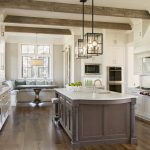a kitchen with timeless elegance traditional home