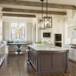 a kitchen with timeless elegance traditional home in 2019