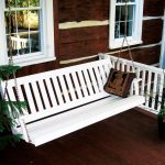 a l furniture traditional english yellow pine 4ft porch