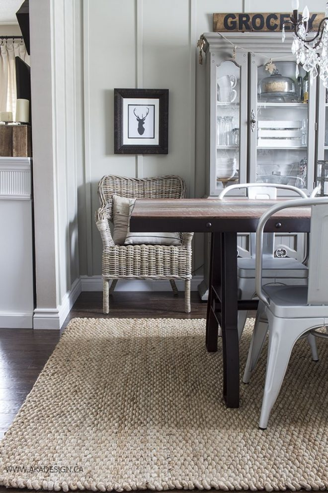 a new rug for the dining room home decor pinterest dining room