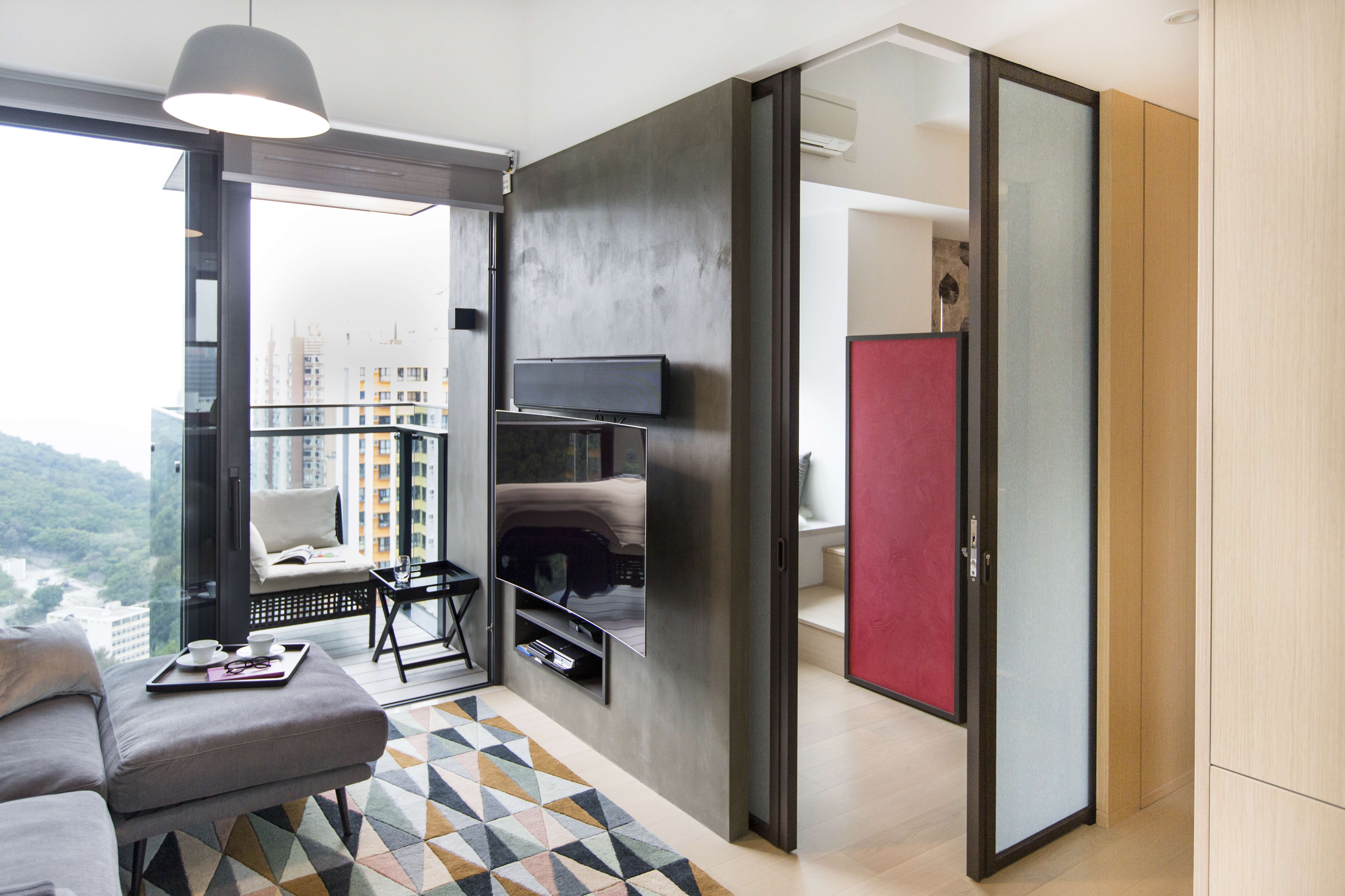 a small smart hong kong apartment packed with personality post