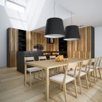 about black pendant lights trends and oversized images