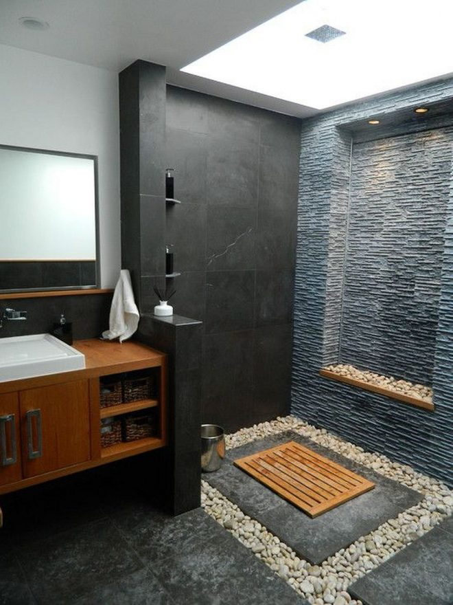 affordable decorating ideas to bring spa style to your bathroom 28