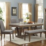 affordable furniture houston vesper marble dining table w