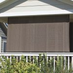 all weather outdoor solar shades block the sun reduce glare
