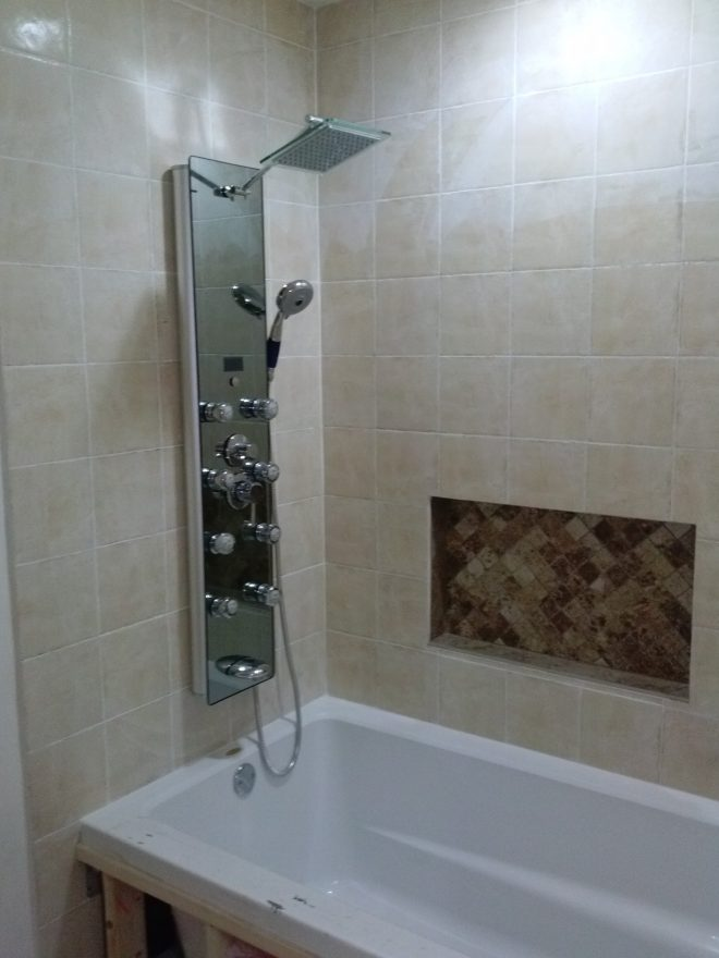 amazing blue ocean 52 shower panel tower review and