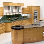amazing of curved kitchen islands with curved kitchen isl 6200
