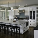 amazing of finest large kitchen islands with seating and 5785