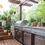 amazing outdoor kitchen you want to see patio paradise diy
