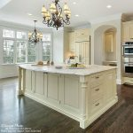 american pro decor 35 14 in x 3 34 in unfinished north american solid cherry traditional full round kitchen island leg