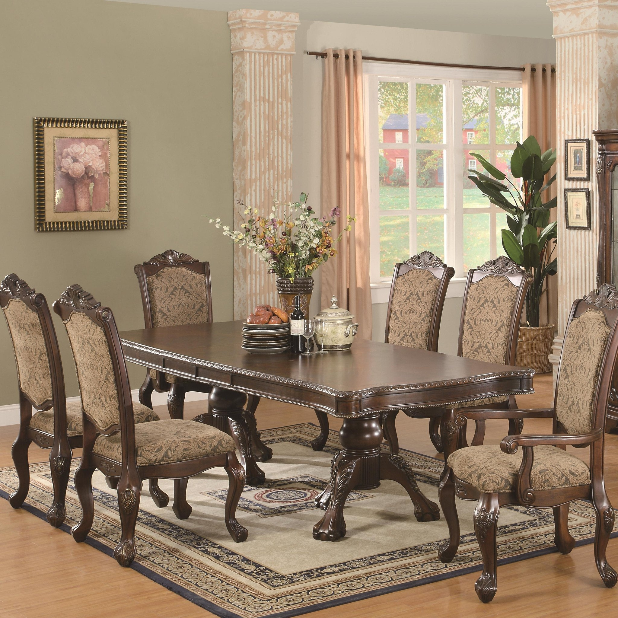 andrea arm chair chairs dinning room in 2019 traditional