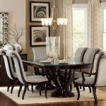 angeles formal dining table set