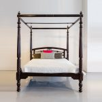 anglo indian rosewood four poster bed in 2019 four poster