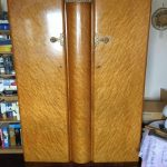 antique maple 1960s bedroom furniture suite wardrobes x 2 dressing table bed in yate bristol gumtree