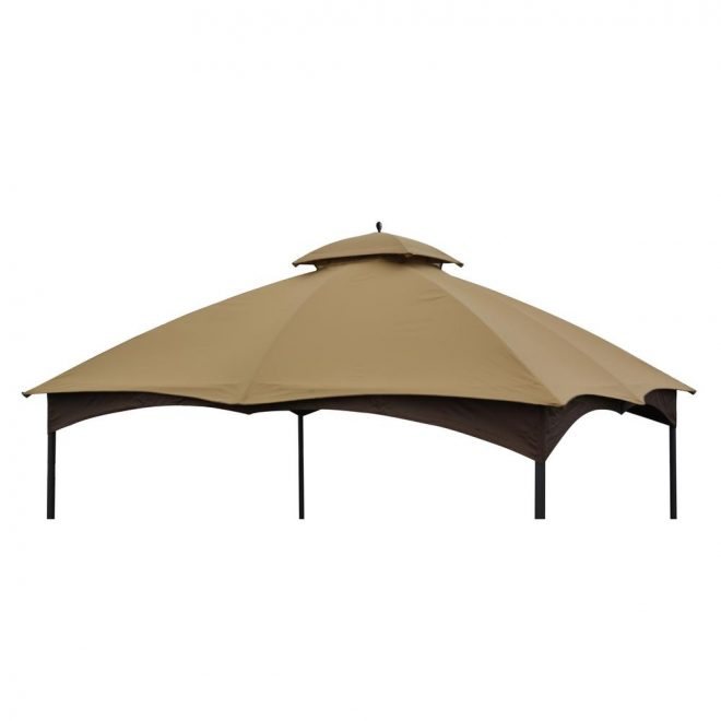 apex garden 10 ft x 12 ft massillon gazebo replacement canopy top
