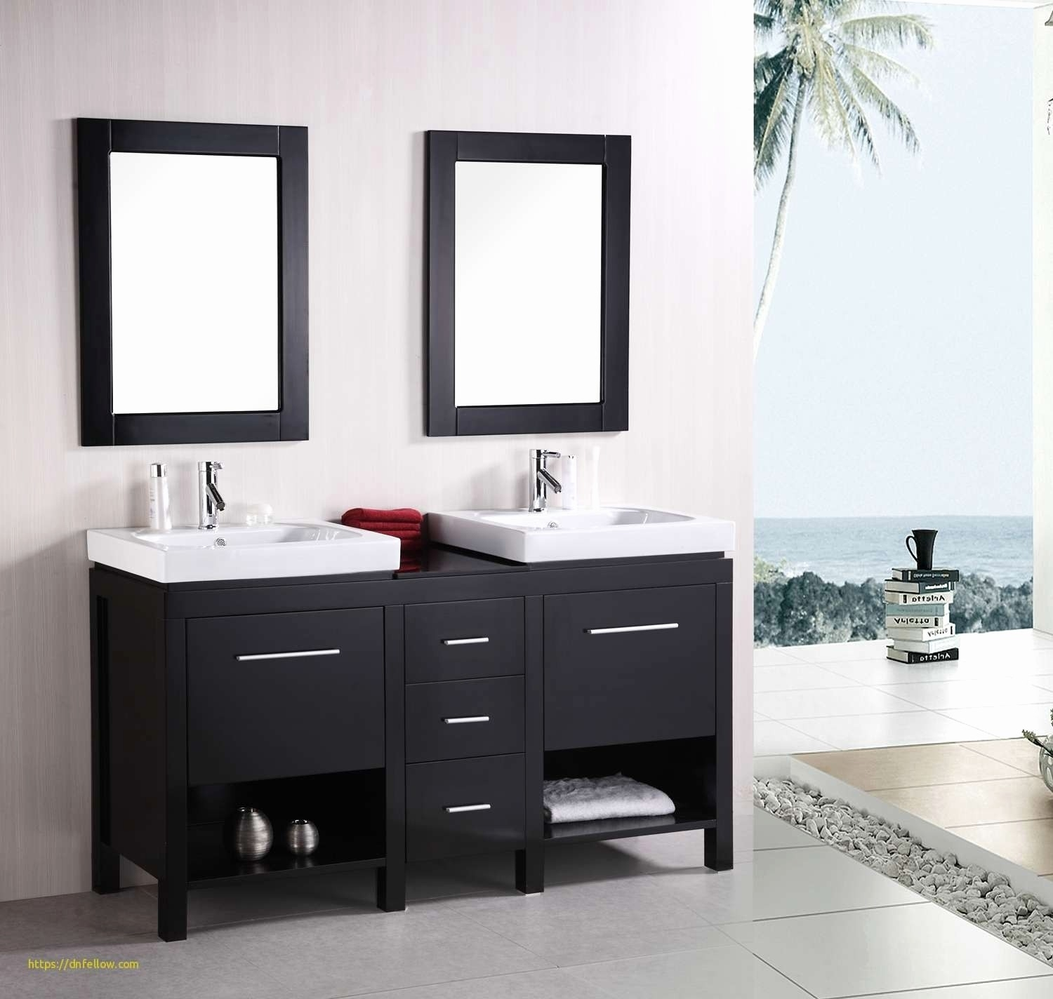 appealing two sink bathroom vanity on 38 lovely modern bathroom sink