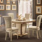arredoclassic fantasia italian square extension dining table