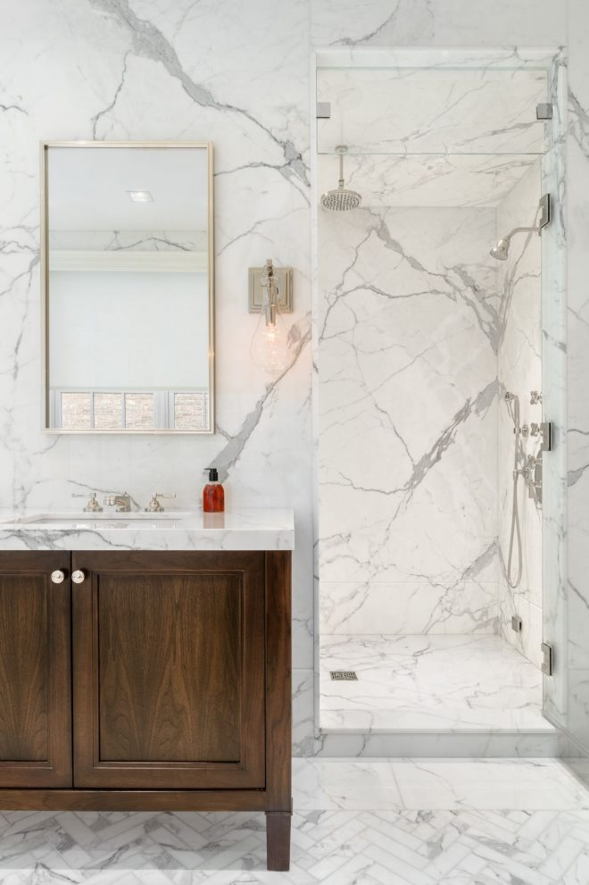 artistic tile i this luxe brooklyn townhouse was tiled with