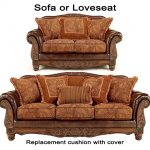 ashley fresco replacement cushion cover 6310038 sofa or 6310035 love