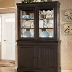ashley furniture louden china cabinet in our house home