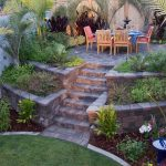 attractive landscaping ideas for slopes bistrodre porch and
