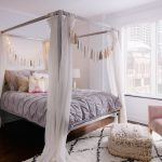 aufregend 4 poster canopy bed curtains ideas clue drapes diy