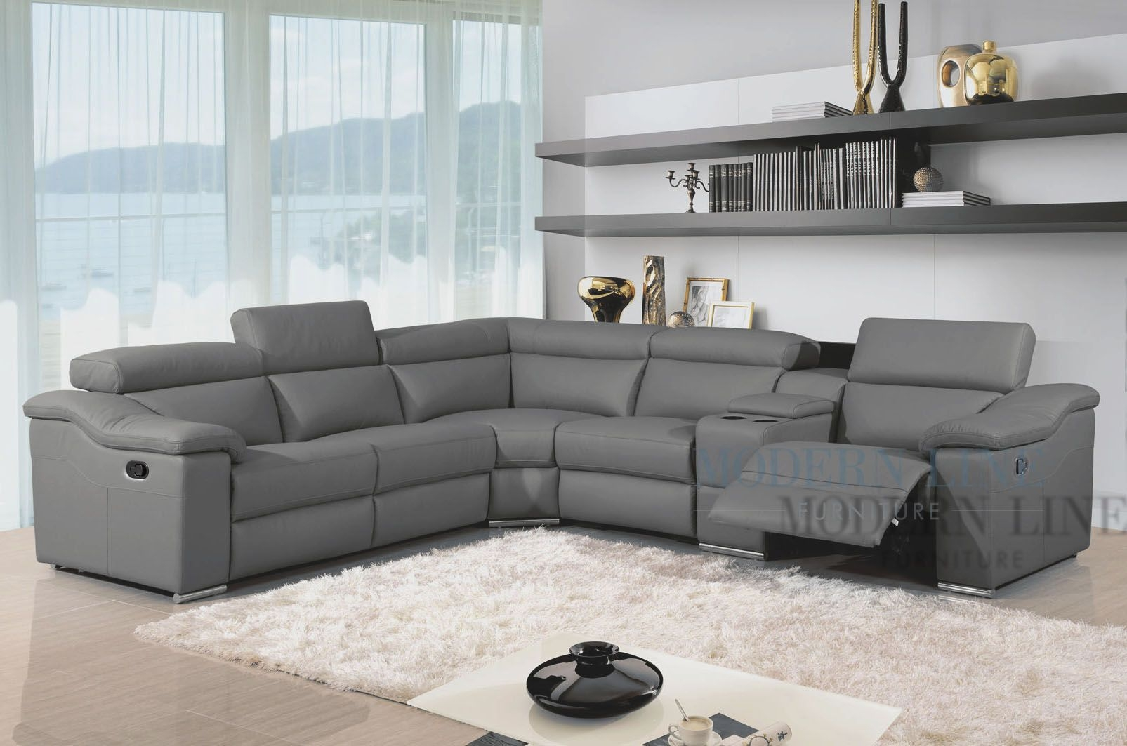 awesome great charcoal grey sectional sofa 29 about remodel home
