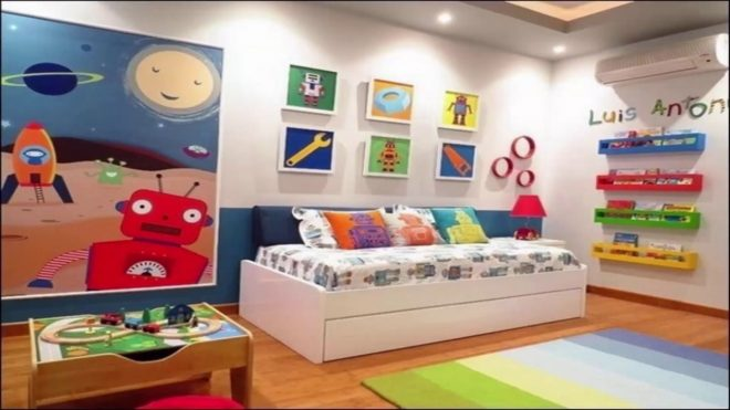 awesome kids room ideascolourful kids rooms wall painting and