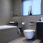 awesome modern toilet design and bathroom home interior
