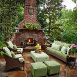 awesome outdoor fireplace design ideas outdoor fireplace