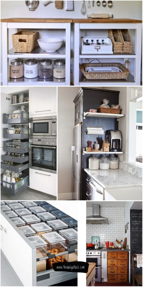 awesome storage ideas for your kitchen ericbilligfactory