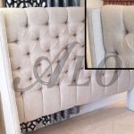 awesome video on how to build a upholstered tufted headboard