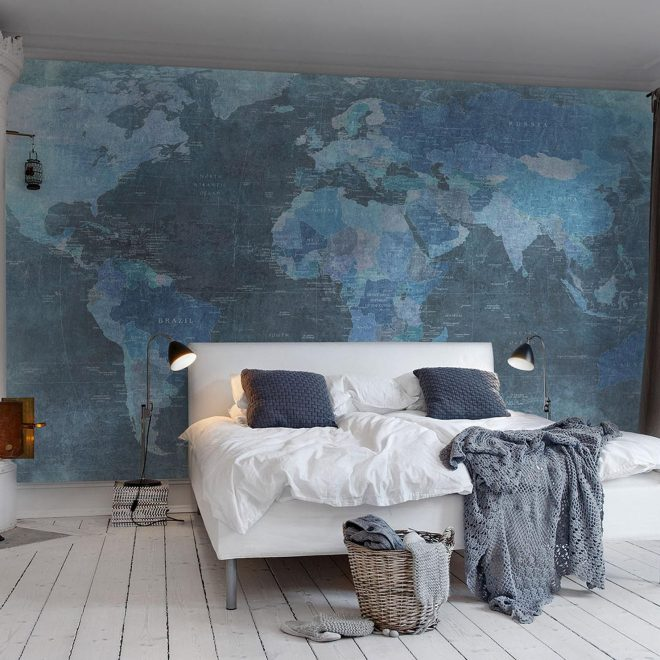 awesome world map wallpaper ideas for bedroom home bedroom