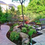 backyard without grass outdoors backyard landscaping backyard