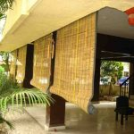 bamboo patio blinds outdoor shades for porch outdoor