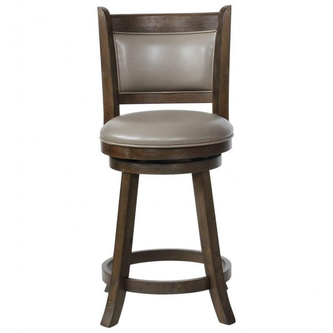 bar stools cm swivel counter height bar stool with upholstered seat and back crown mark at household furniture