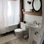 basement bathroom ideas on budget low ceiling and for small