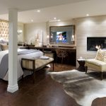 basement bedroom flooring ideas giving the beauty for basement