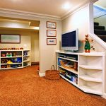 basement family room ideas on a budget spaces home design ideas